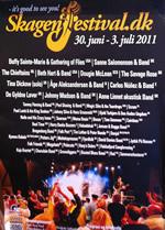 Skagen Festival Plakat 2011